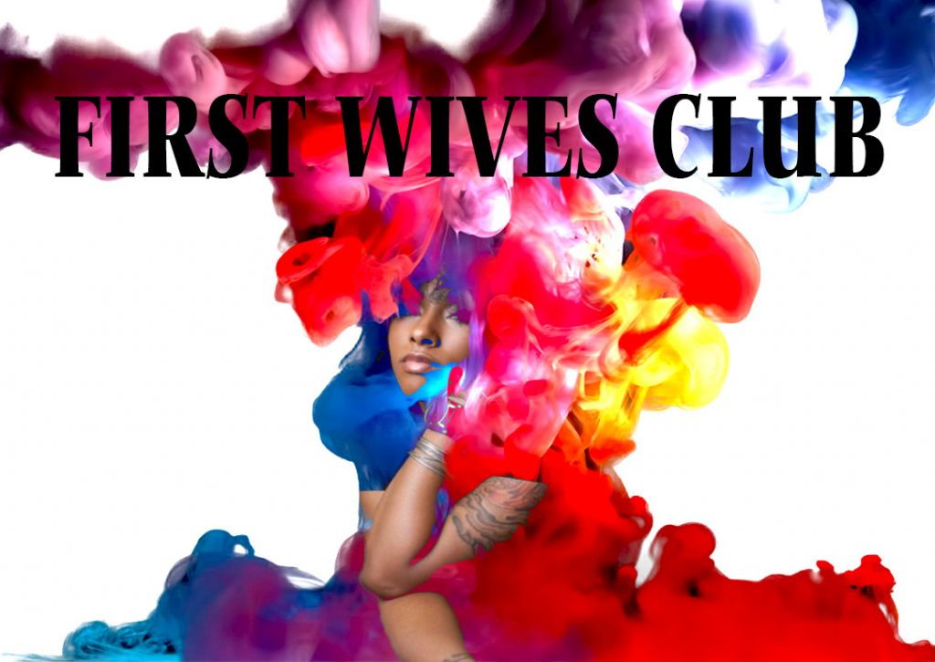 FIRST WIVES CLUB ARTBOARD
